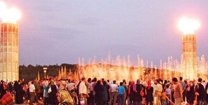آب و آتش 1 720x365 - پارک آب و آتش تهران ، یکی از زیباترین پارک های ایران