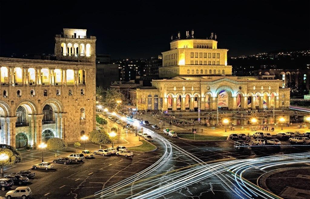 118204714 - جاهای دیدنی ایروان ، پایتخت ارمنستان | Yerevan