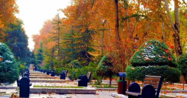 Alaedin Travel Agency Attraction Mellat Park Tehran 7 750x422 - 20 مکان از بهترین جاهای دیدنی تهران | Tehran