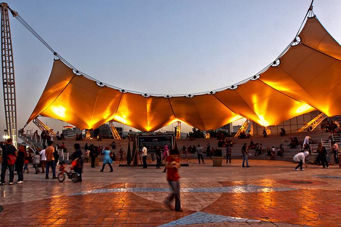 ab o atash 1 - پارک آب و آتش تهران ، یکی از زیباترین پارک های ایران