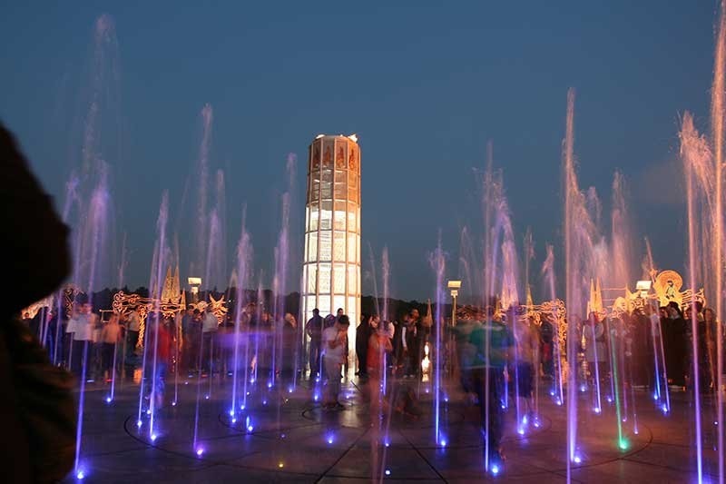 پارک آب و آتش تهران