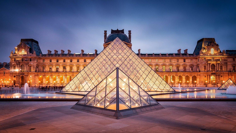 1 3 - موزه لوور پاریس ، فرانسه | Paris