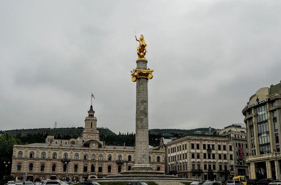 میدان آزادی تفلیس