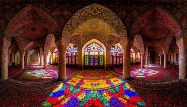 2741697 384x220 - آشنایی با مسجد نصیر الملک شیراز | Nasir-ol-molk Mosque