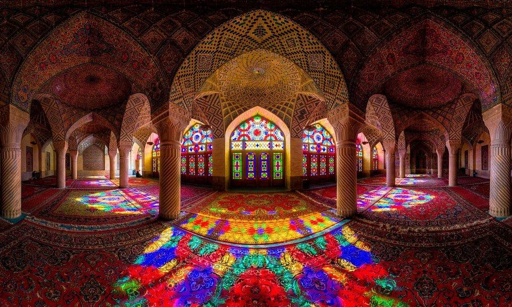 2741697 - آشنایی با مسجد نصیر الملک شیراز | Nasir-ol-molk Mosque