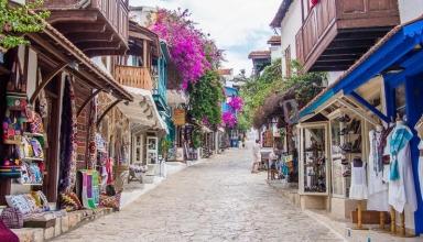 575aa5e418c7735910d3ffdd 384x220 - کاله ایچی ، شهر قدیمی و زیبا در آنتالیا | Antalya
