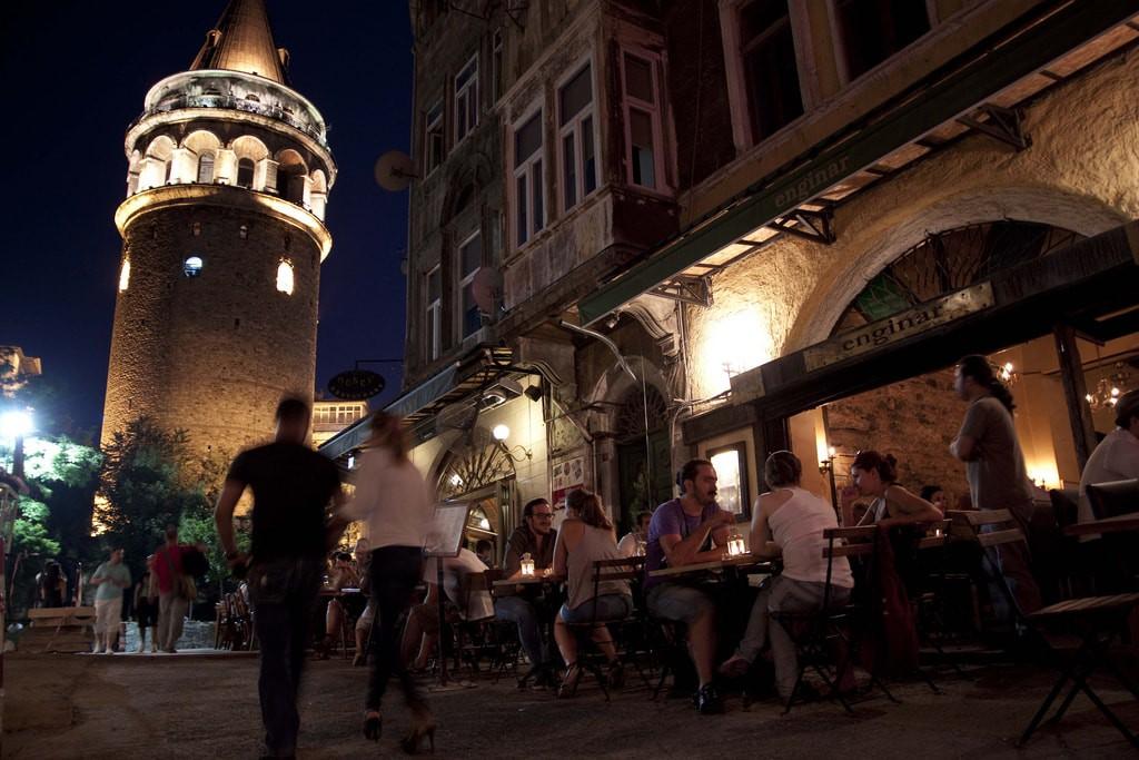 5995351222 c7cd5f1235 b - محله گالاتا استانبول ، ترکیه | Istanbul