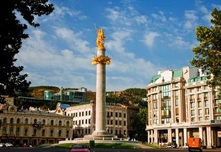 87692 320x220 - میدان آزادی تفلیس ، گرجستان | Tbilisi