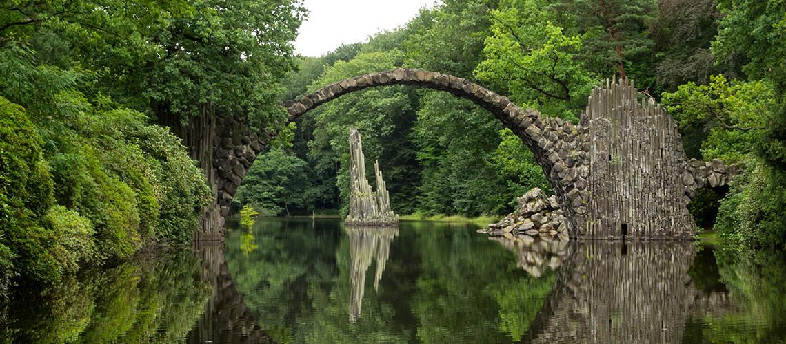 پل شیطان در آلمان