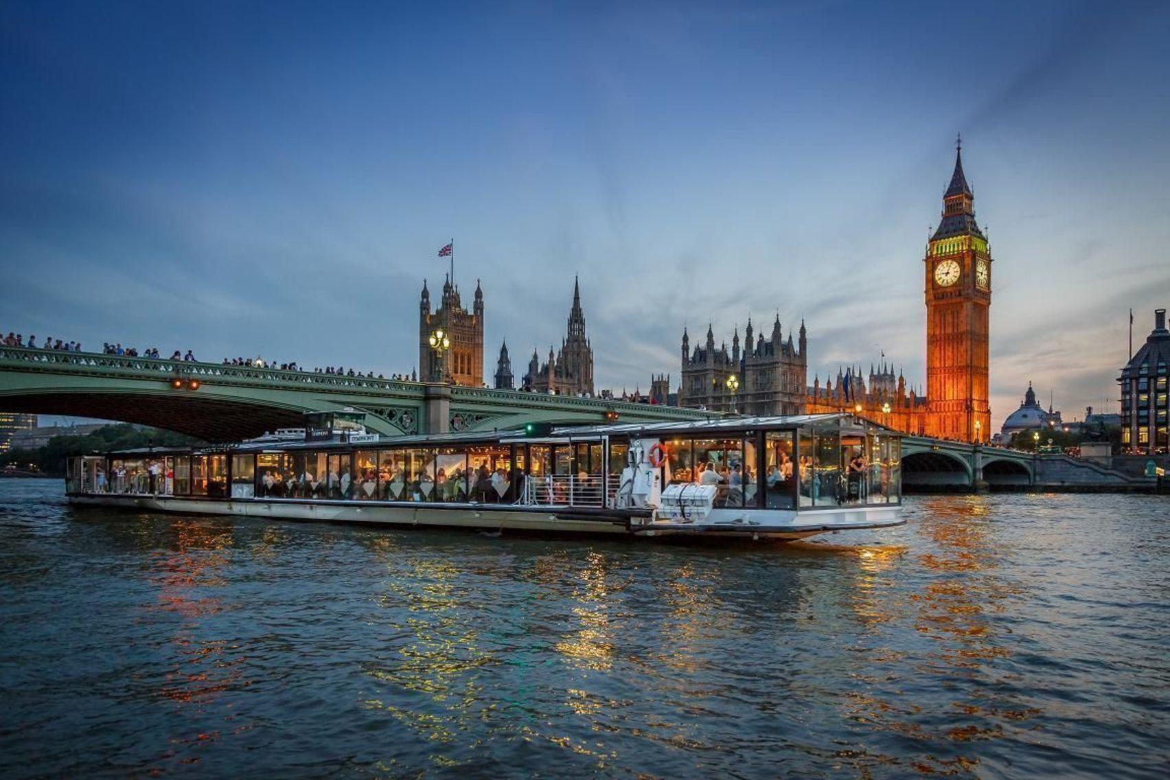 جاهای دیدنی لندن