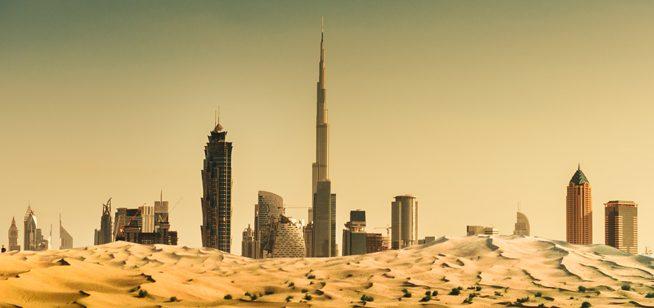مناسب ترین زمان برای سفر به دبی