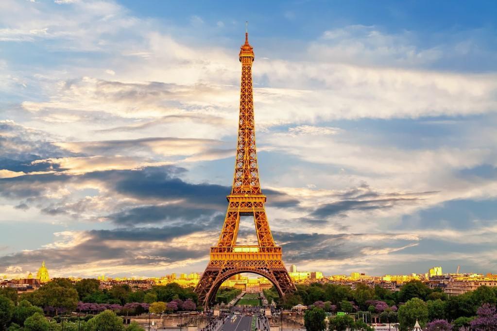 eiffel tower 3349075 1280 1 - برج ایفل ، نماد شهر پاریس | Paris