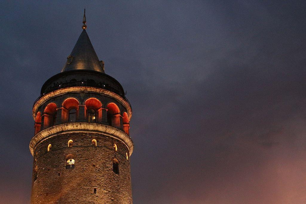 محله گالاتا استانبول