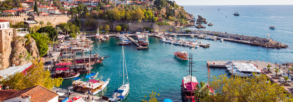 old port shutterstock 229732852 - جاهای دیدنی آنتالیا ، ترکیه | Antalya