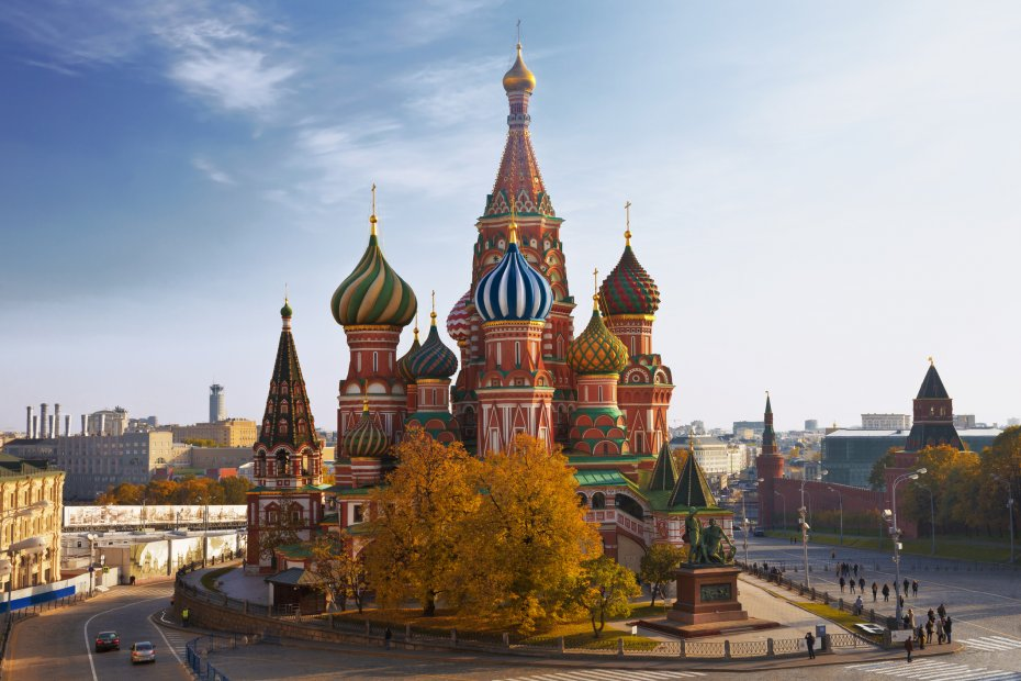 st basils cathedral moscow russia - کلیسای سنت باسیل مسکو ، روسیه | Moscow