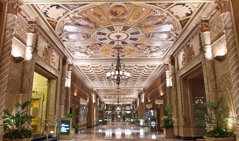 هتل بیلتمور تفلیس