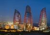 1024px flame towers azerbaijan 104x74 - برج های شعله باکو ، آذربایجان | Baku