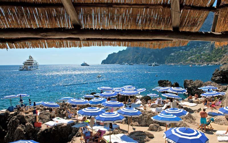 10z - جزیره کاپری در ایتالیا و جاذبه های آن | Capri
