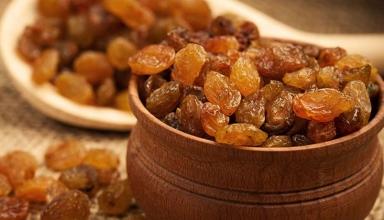 1489589409 raisins 384x220 - آشنایی با بهترین سوغات تهران | Tehran
