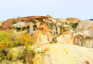 چشمه آب معدنی سنگرود