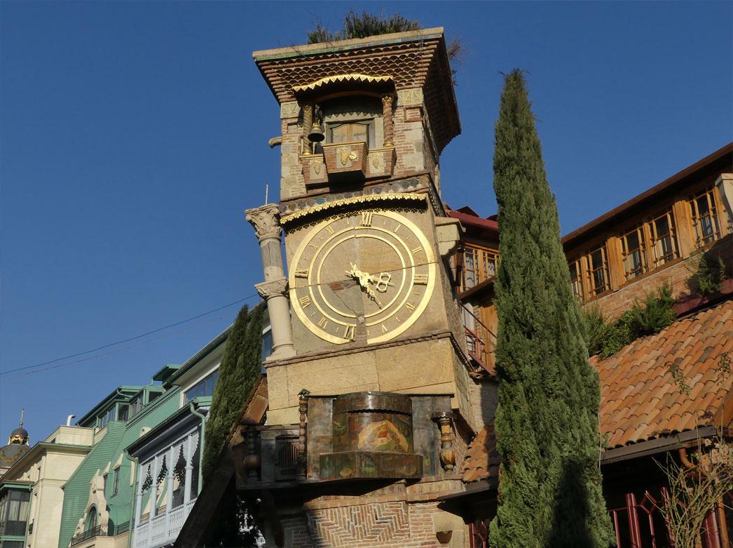 b399bb6aa1e3f2d16b108a1391da5a64 - برج ساعت تفلیس ، گرجستان | Tbilisi