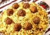 food kalampoloshirazi 104x74 - کلم پلو شیرازی ، غذای محبوب شیرازی ها