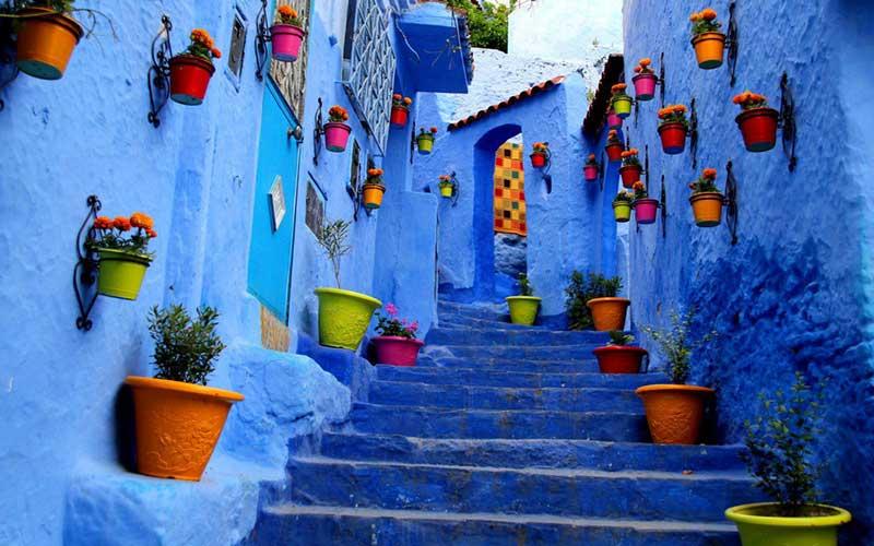 شفشاون مراکش (Chefchaouen)