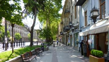 rustaveli avenue p1000187 384x220 - خیابان روستاولی تفلیس ، گرجستان | Tbilisi