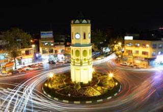 saat tower 2 5 320x220 - جاهای دیدنی ساری ، مازندران | Sari