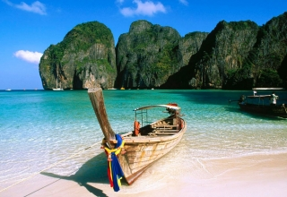جزیره فی فی تایلند