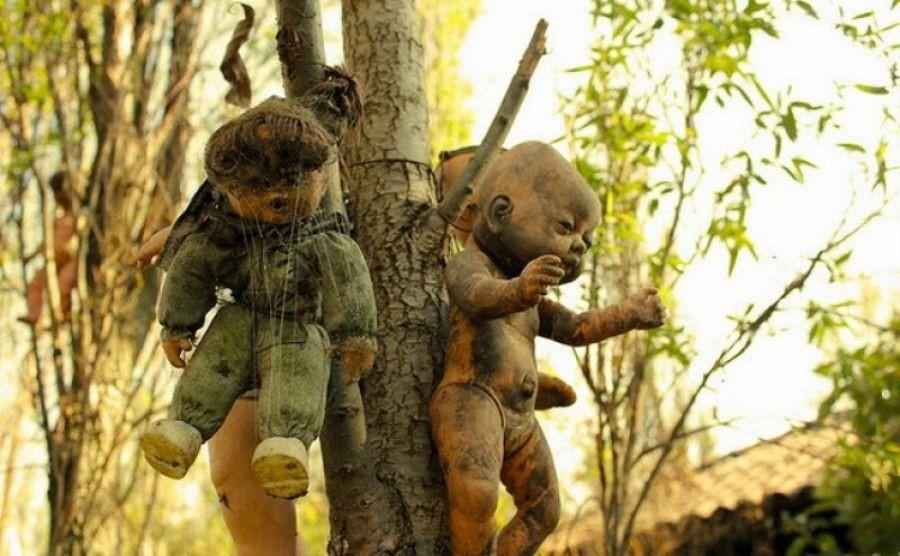 جزیره عروسک ها در مکزیک