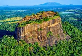 قلعه سیگیریا سریلانکا