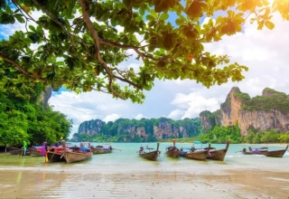 1 5 320x220 - بهترین و زیباترین سواحل تایلند | Thailand