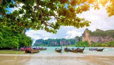 1 5 384x220 - بهترین و زیباترین سواحل تایلند | Thailand