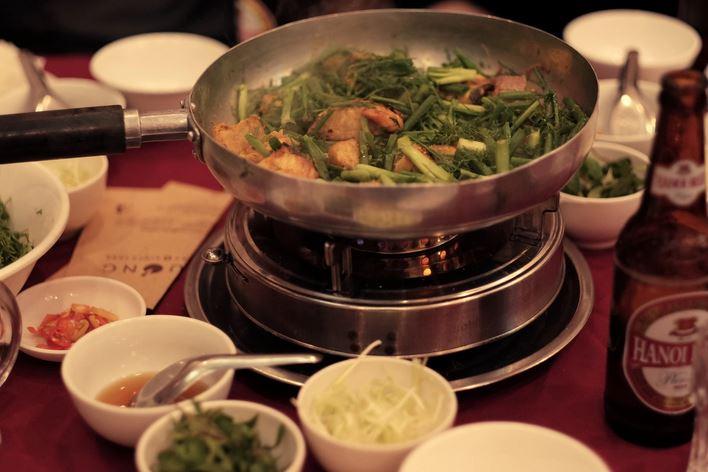 بهترین رستوران های هانوی