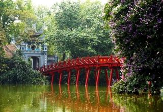 559a4a421b7ee 1 320x220 - دریاچه هوان کیم هانوی ، ویتنام | Hanoi