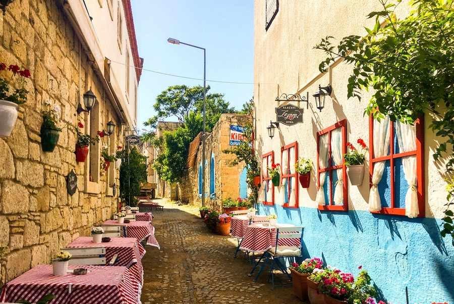8 - شهر چشمه ، مقصدی زیبا در ترکیه | Çeşme