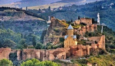 87686 1 384x220 - قلعه ناریکالا تفلیس ، گرجستان | Tbilisi