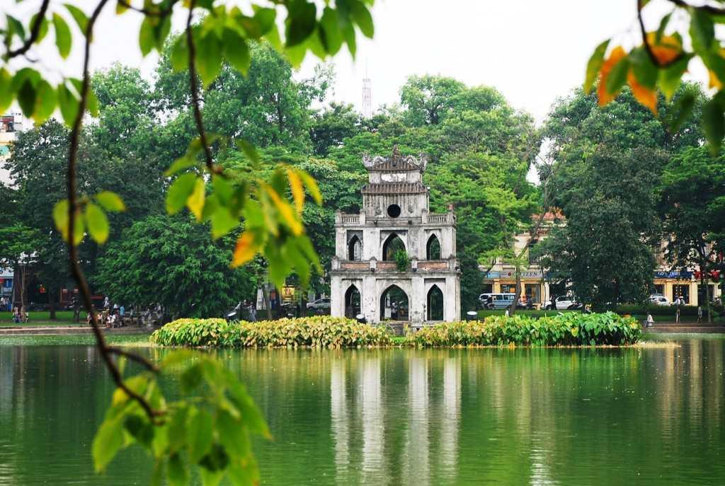 دریاچه هوان کیم هانوی