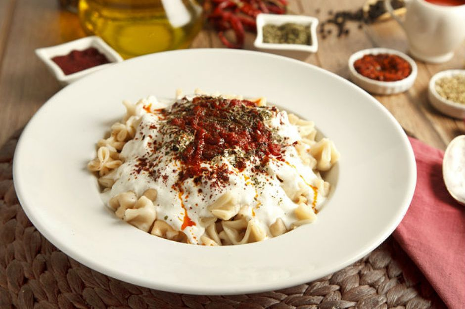 Kayseri Mantısı - بهترین غذاهای ترکیه که باید در استانبول امتحان کنید | Istanbul