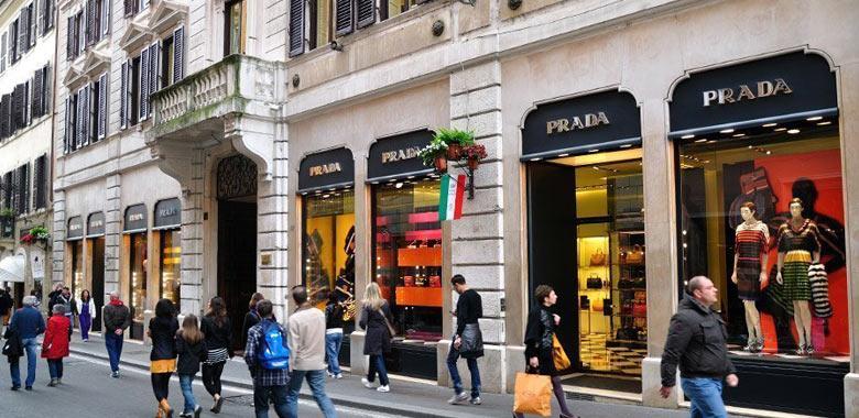 مراکز خرید ایتالیا