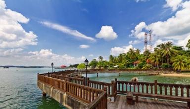 c911e327 4e89 4e7e b0b8 19f1c945bc57 384x220 - جزیره پولائو اوبین ، جزیره ای زیبا در سنگاپور | Singapore