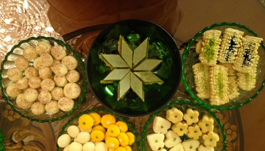 سوغات قزوین