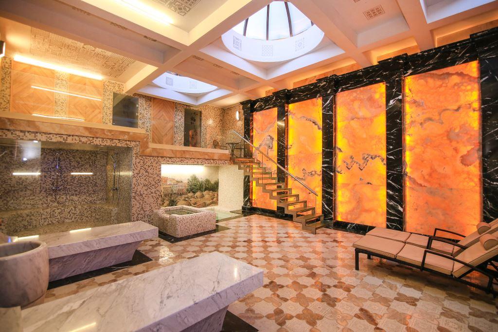 حمام های سولفور تفلیس