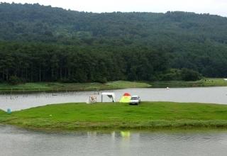 رود 1 1389630165 320x220 - دریاچه و سد سنبل رود در سوادکوه ، مازندران    Sonbolrood