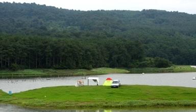 رود 1 1389630165 384x220 - دریاچه و سد سنبل رود در سوادکوه ، مازندران |  Sonbolrood