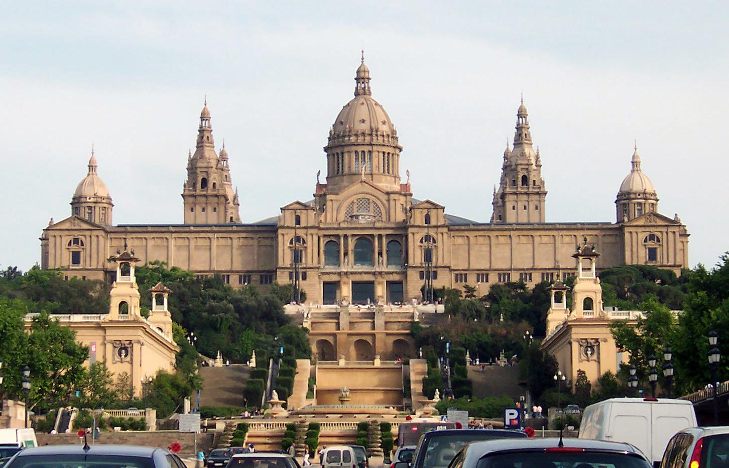 جاهای دیدنی بارسلونا