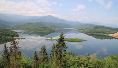 123 384x220 - دریاچه لفور سوادکوه ، مازندران | Savadkuh