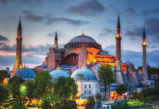 5c0d246dc03c0e15a49c546a 320x220 - تاریخچه کامل مسجد ایاصوفیه استانبول ، ترکیه | Istanbul