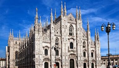 62fe08803ca6f4c2142c7ca9c6d736d9 1 384x220 - کلیسای جامع میلان ، شاهکار معماری گوتیک در ایتالیا | Milan